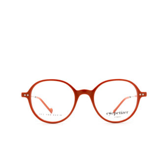 Eyepetizer® Square Eyeglasses: Six color Orange C.1-K.