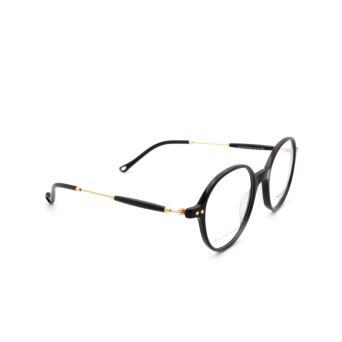 Eyepetizer® Square Eyeglasses: Six color Black C.4-A.