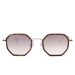 Eyepetizer® Sunglasses: Tommaso color Dark Havana C.1-9-18F.