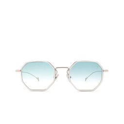 Eyepetizer® Sunglasses: Tommaso color White Matt C.C-1-21.