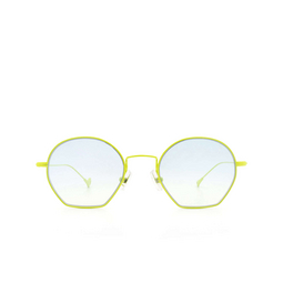 Eyepetizer® Sunglasses: Triomphe color Lime Green C.12-23F.
