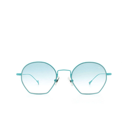 Eyepetizer® Sunglasses: Triomphe color Turquoise C.14-21.