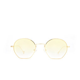 Eyepetizer® Sunglasses: Triomphe color Gold C.4-14F.