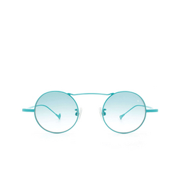 Eyepetizer® Sunglasses: Valentin color Turquoise C.14-21.