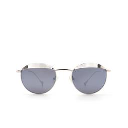 Eyepetizer® Sunglasses: Vendome color Silver C 1-7F.
