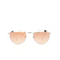 Eyepetizer® Sunglasses: Vendome color Gold C 2-15F.