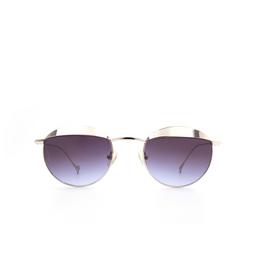Eyepetizer® Sunglasses: Vendome color Gold C 2-7H.