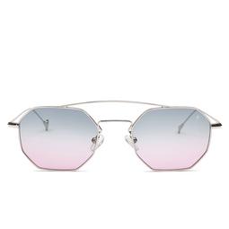 Eyepetizer® Sunglasses: Versailles color Silver C.1-20.