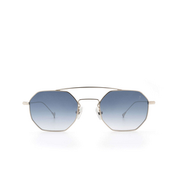 Eyepetizer® Sunglasses: Versailles color Silver C.1-26F.