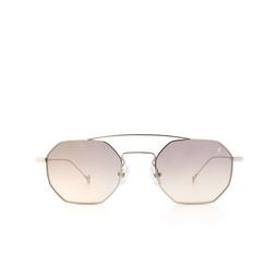 Eyepetizer® Sunglasses: Versailles color Silver C.1-34.