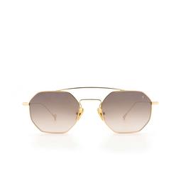 Eyepetizer® Sunglasses: Versailles color Gold C.4-18F.