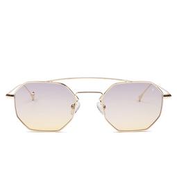 Eyepetizer® Sunglasses: Versailles color Rose Gold C.4-19.