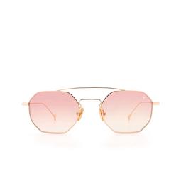 Eyepetizer® Sunglasses: Versailles color Rose Gold C.9-35.