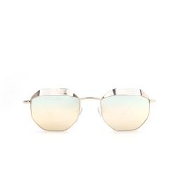 Eyepetizer® Sunglasses: Villette color Gold C 2-8C.