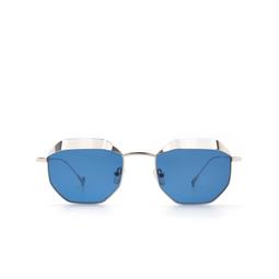 Eyepetizer® Sunglasses: Villette color Silver C.1-2.