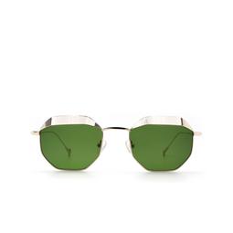 Eyepetizer® Sunglasses: Villette color Silver C.2-1.