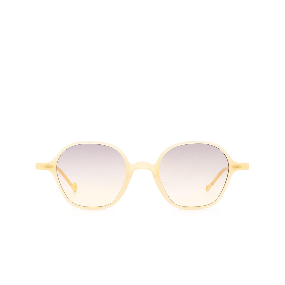 Eyepetizer® Irregular Sunglasses: Visconti color Honey C.C/C-19 - front view.