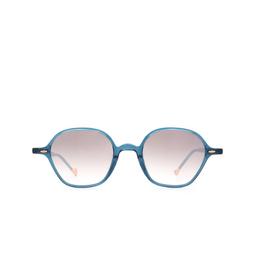 Eyepetizer® Sunglasses: Visconti color Blue C.Z-18F.
