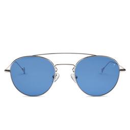 Eyepetizer® Sunglasses: Vosges color Silver C.1-2.