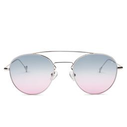 Eyepetizer® Sunglasses: Vosges color Silver C.1-20.