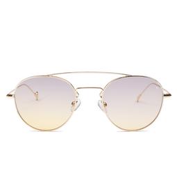 Eyepetizer® Sunglasses: Vosges color Gold C.4-19.