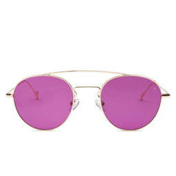 Eyepetizer® Sunglasses: Vosges color Gold C.4-3.