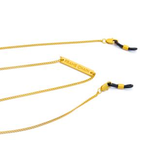 Frame Chain® Accessories: Alan color Lemon.