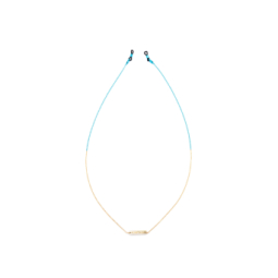 Frame Chain FRUTTI BLUE AND GOLD  (1)