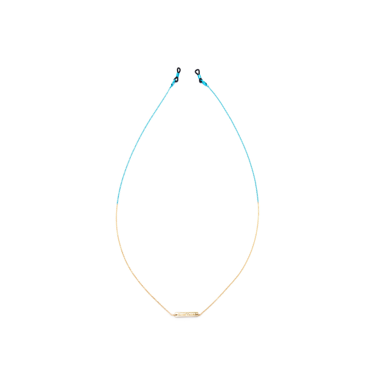 Frame Chain® Accessories: Frutti color Blue And Gold.