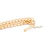 Frame Chain HOOKER DIAMOND YELLOW GOLD