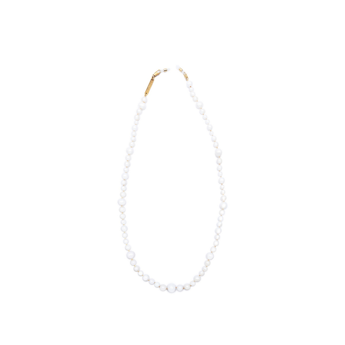Frame Chain PEARLY QUEEN YELLOW GOLD  (1)