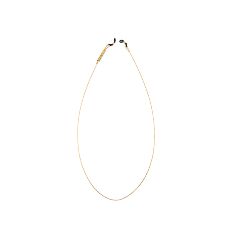 Frame Chain® Accessories: Slinky color Yellow Gold.