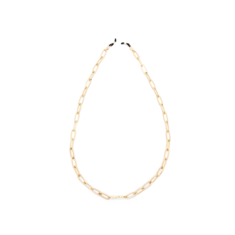 Frame Chain® Accessories: The Ron color Yellow Gold.
