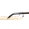 Frame Chain THE RON YELLOW GOLD  (2)