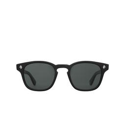 Garrett Leight® Sunglasses: Ace Sun color Black Bk/sfbs.