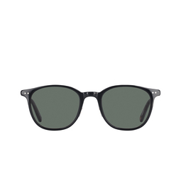 Garrett Leight® Sunglasses: Beach Sun color Black-gold BK-G-G15.