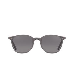 Garrett Leight® Sunglasses: Beach Sun color Matte Grey-silver Mgcr-bs-bk.