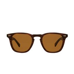 Garrett Leight® Sunglasses: Brooks X Sun color Matte Brandy Tort Mbrt/pbn.