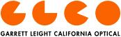 Garrett Leight sunglasses logo