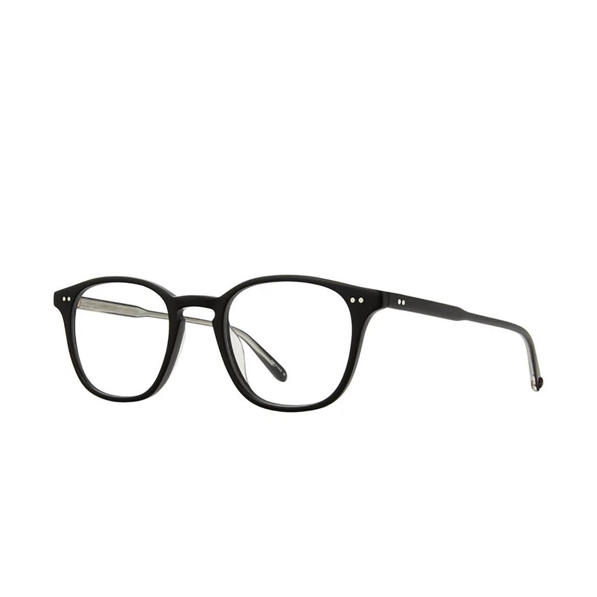 Garrett Leight® Square Eyeglasses: Clark color Matte Black Mbk.