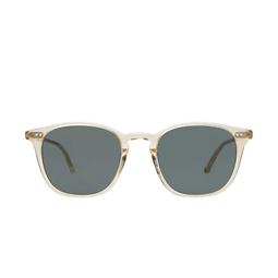 Garrett Leight® Square Sunglasses: Clark Sun color Pure Glass Pg/sfbs.
