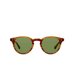 Garrett Leight® Sunglasses: Clement Sun color Matte Honey Amber Tort Mhat-pgn.