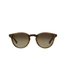 Garrett Leight® Sunglasses: Clement Sun color Saddle Tortoise Sdt-pog.