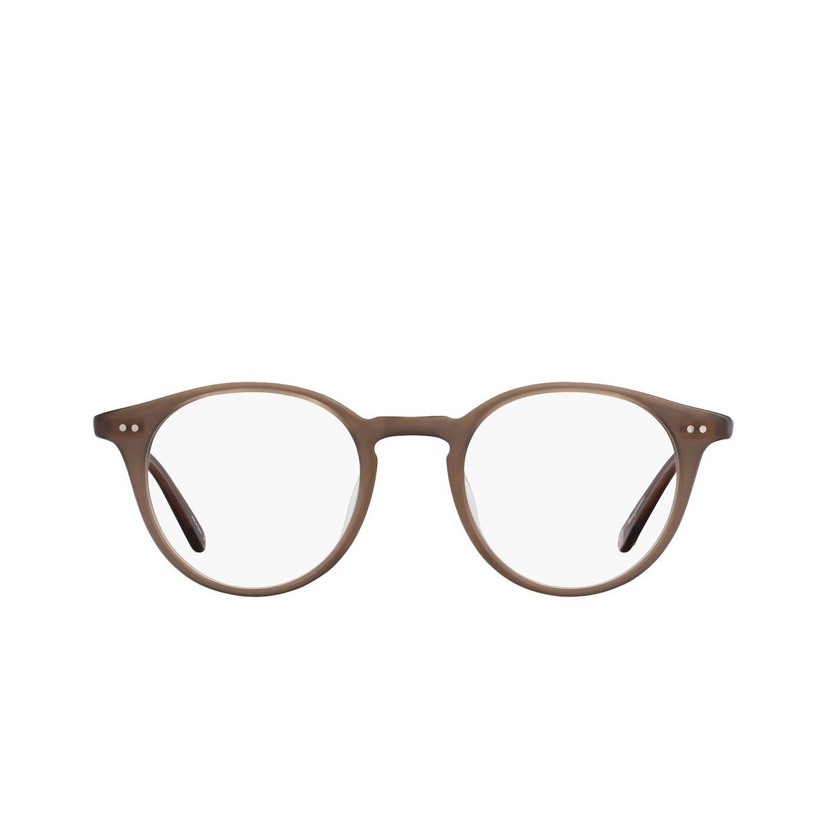 Garrett Leight® Round Eyeglasses: Clune color Matte Espresso Mesp.