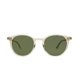 Garrett Leight® Round Sunglasses: Clune Sun color Pure Glass Pg/sfpgn.