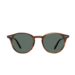 Garrett Leight® Round Sunglasses: Clune Sun color True Demi TD/SFPG15.