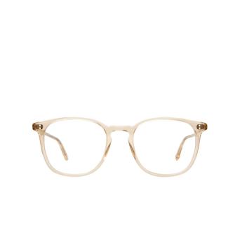 Garrett Leight® Square Eyeglasses: Doreen color Shell Crystal Shcr.