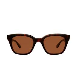 Garrett Leight® Sunglasses: Glco X Clare V. Nouvelle Sun color Roux Rou.