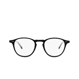 Garrett Leight® Eyeglasses: Hampton color Black Bk.