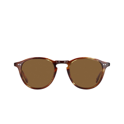 Garrett Leight® Sunglasses: Hampton Sun color Chesnut Cn-ba-plr.